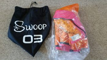 Swoop Kiteboarding Kite 3m