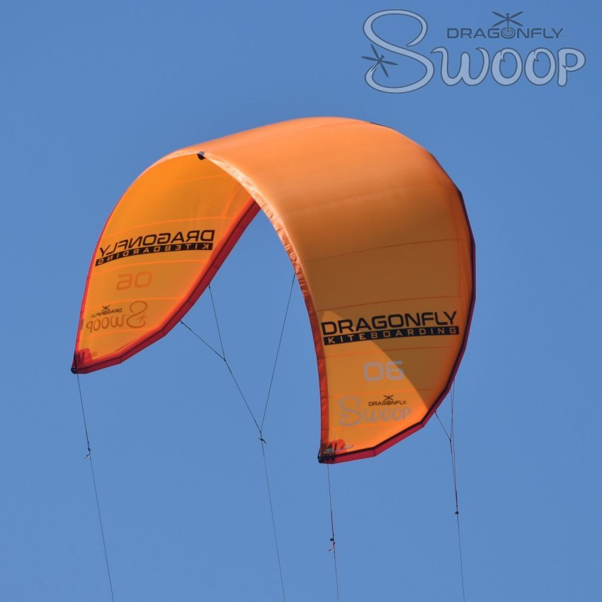 Swoop Kiteboarding Kite 6m