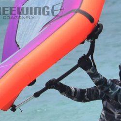 Freewing Wingsurfing Boom