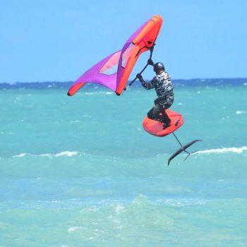 Freewing Wingsurfing Wings Flying