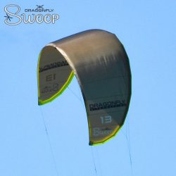 Swoop Kiteboarding Kite 13m