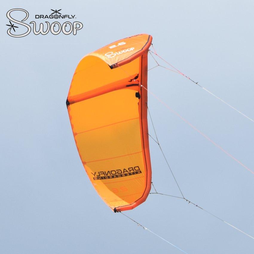 Swoop Kiteboarding Kite 2.6m