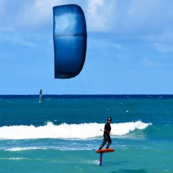 Swoop Kiteboarding Kite 4m
