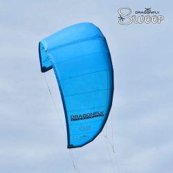Swoop Kiteboarding Kite 8m