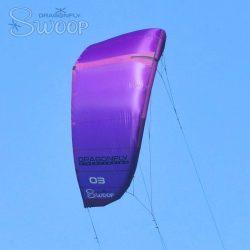 Swoop Kiteboarding Kite 3m